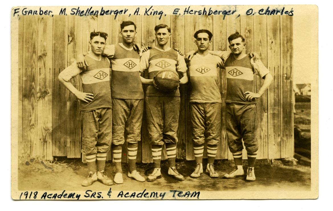 Hesston History